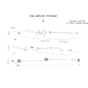Alan Courtis- The Ansugo Studies