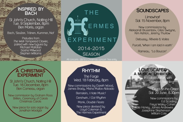 YESThe Hermes Experiment season