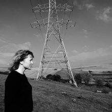 Emily Hall B&W pylon by Rob Orchard